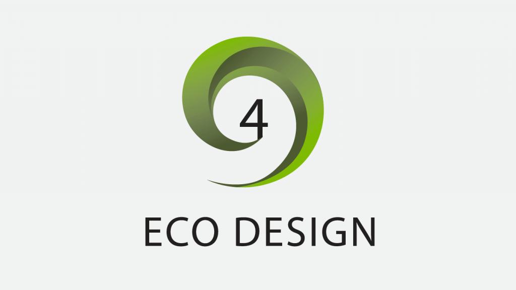 eco design logo