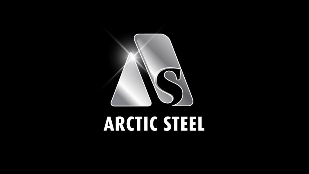 arctic steel logo