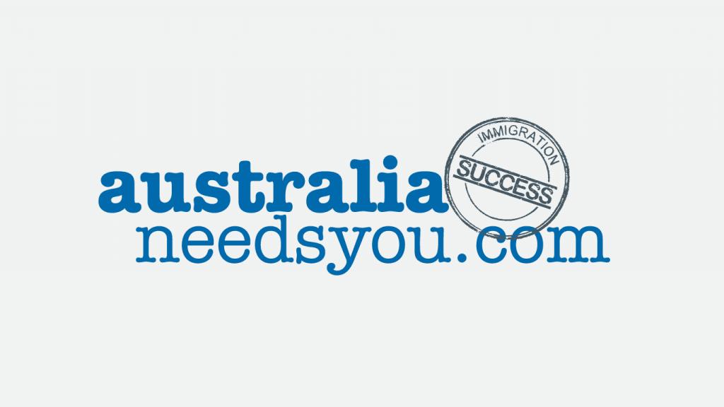 australia needs you logo