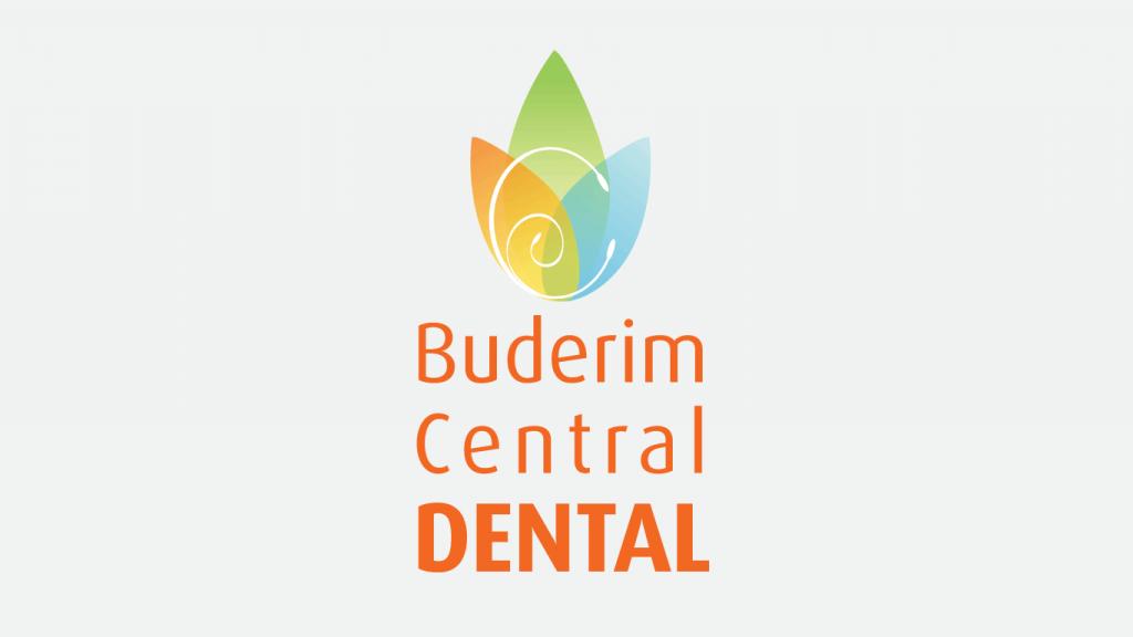 buderim central dental logo design