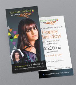 birthday voucher brochure