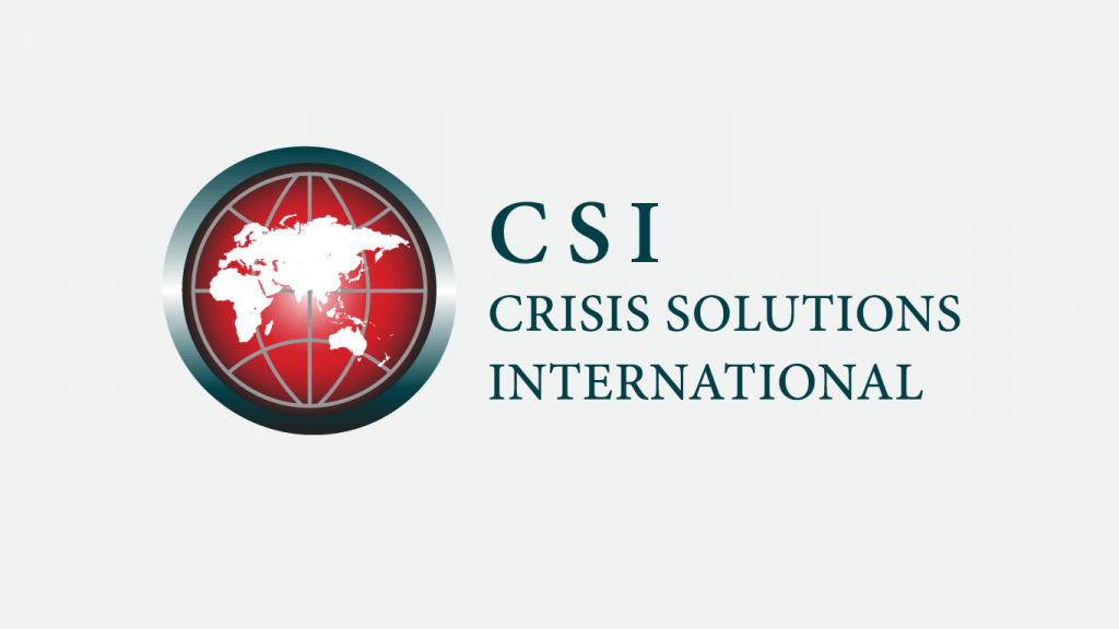 csi crisis solutions international logo