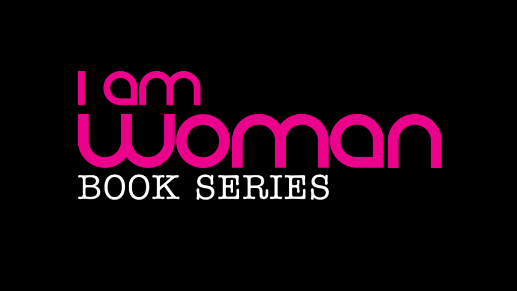 I am Woman book series logo