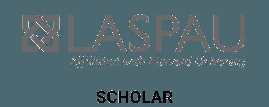 Laspau scholar logo