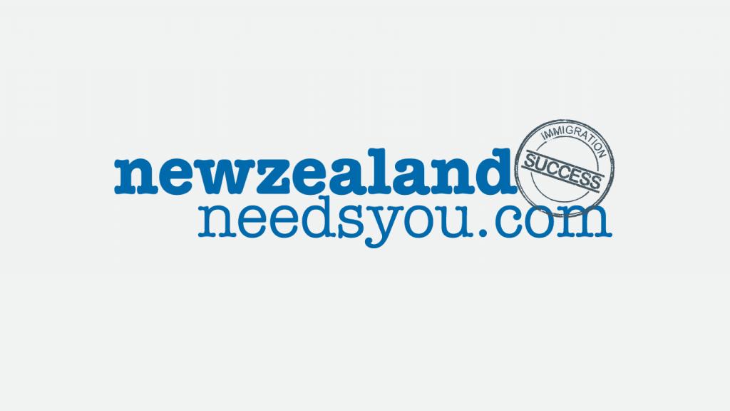 New Zealand needs you logo design