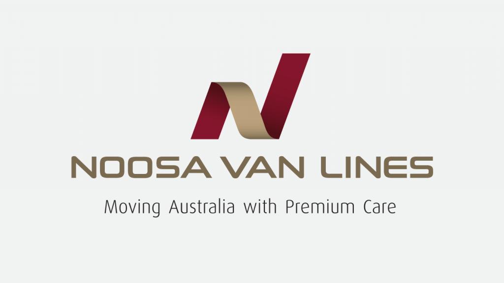 Noosa Van Lines logo design