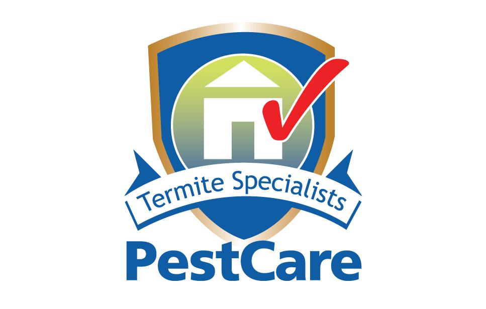 Pest control and termite specialists logo design