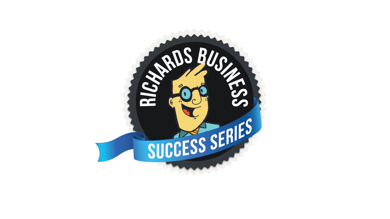 Richards Business Success Series logo design