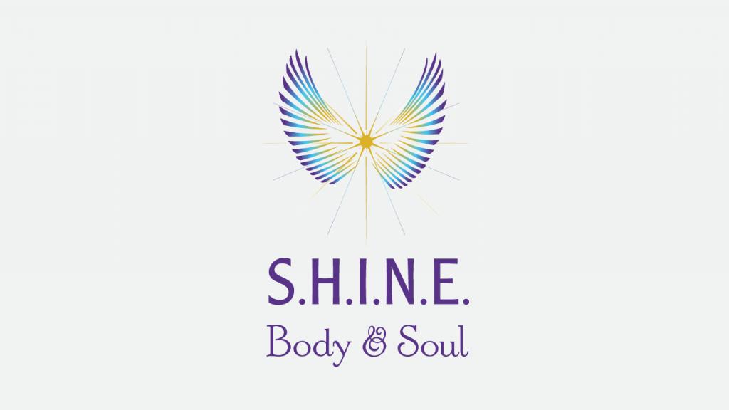 Shine Body and Soul logo design