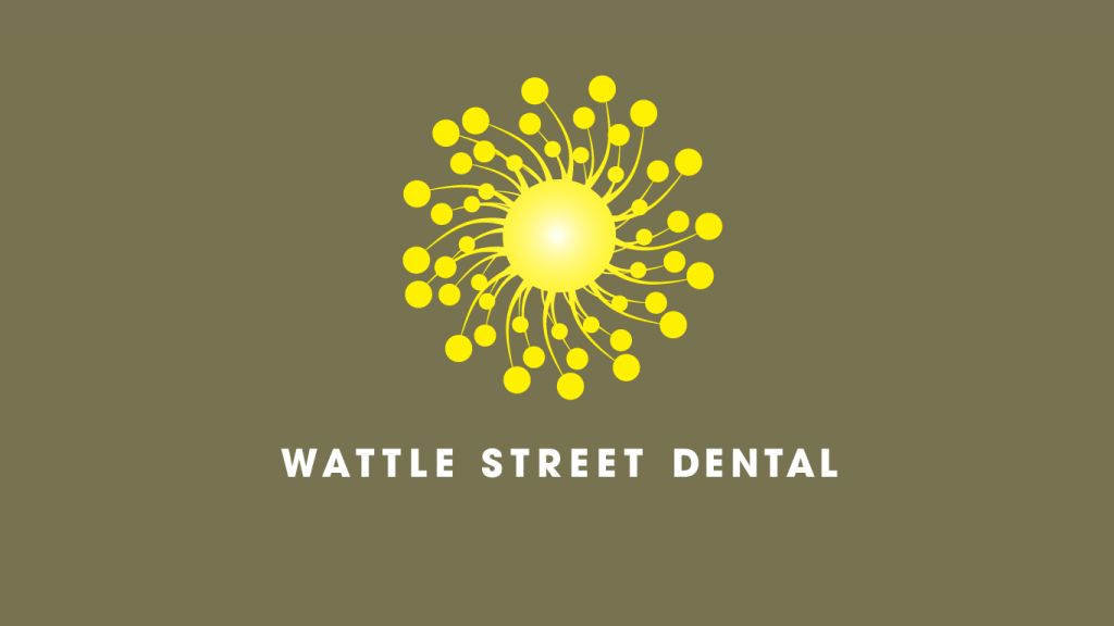 Wattle Street Dental logo design