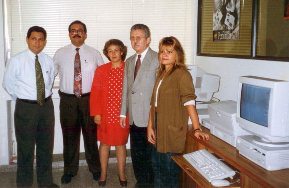 digital art department for El Salvador Gov