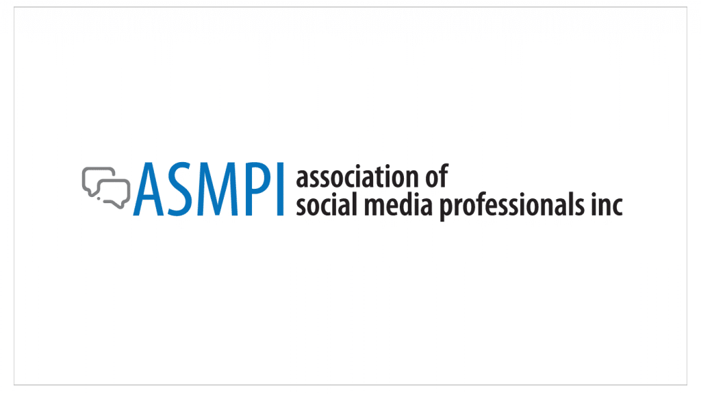 Association of Social Media Professionals Inc logo