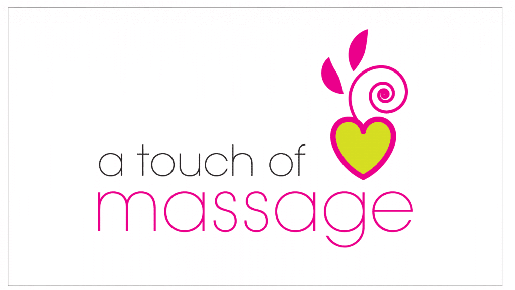 A touch of Massage logo