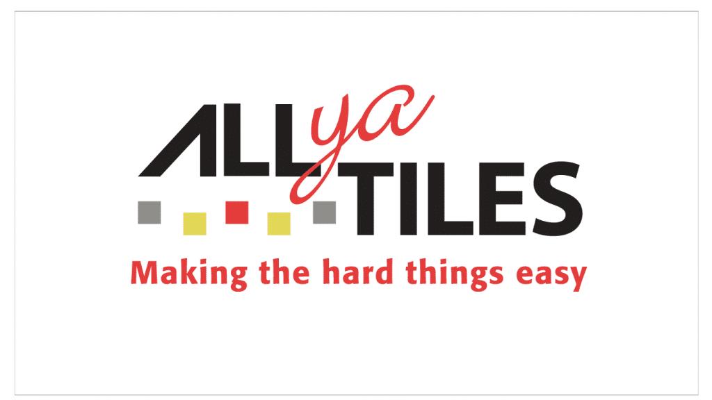 All ya Tiles logo