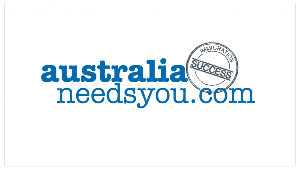 Australia Needs You logo