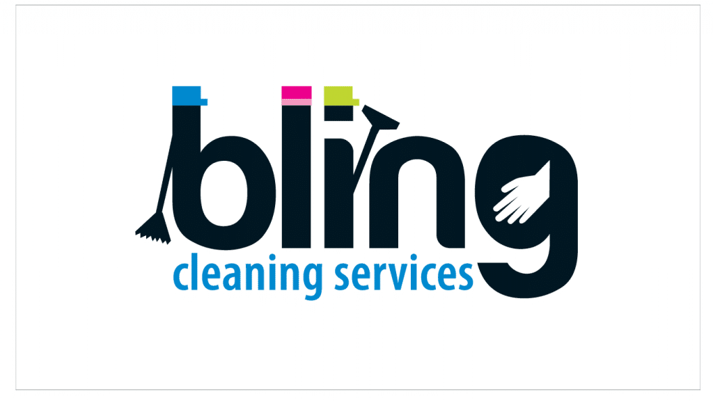Bling Cleaning Services logo