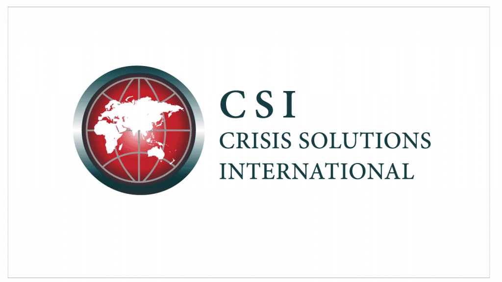 Crisis Solutions International logo