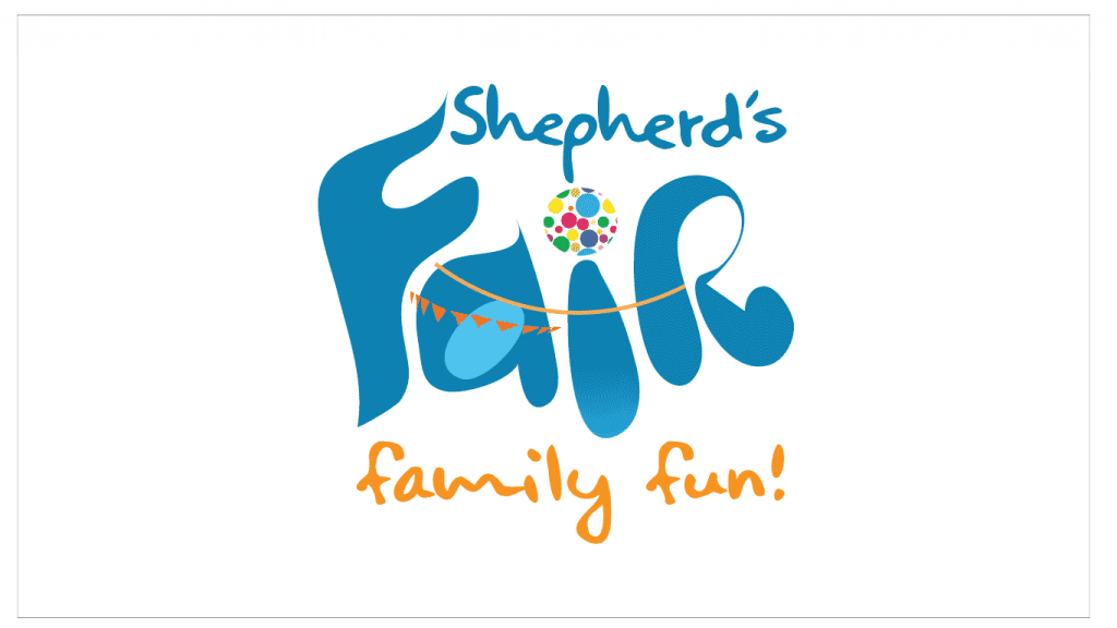 Shepherds Fair Family Fun logo