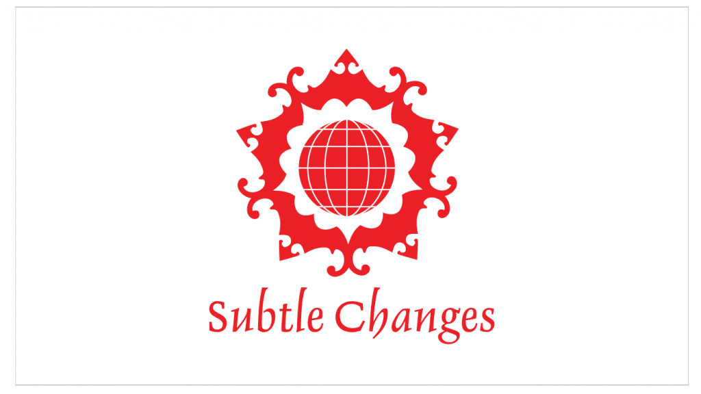 Subtle Changes Feng Shui logo