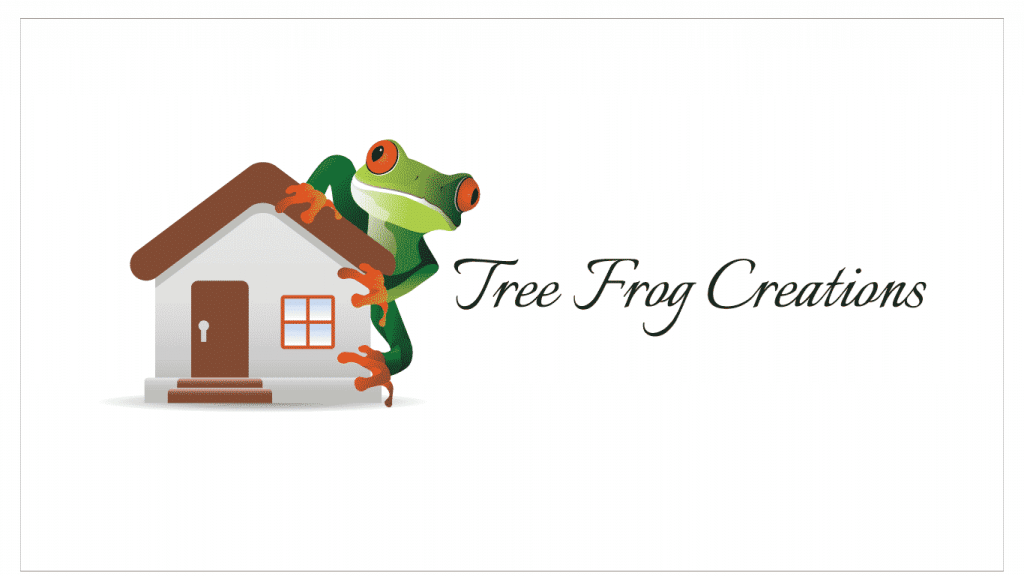 Tree Frog Creations logo