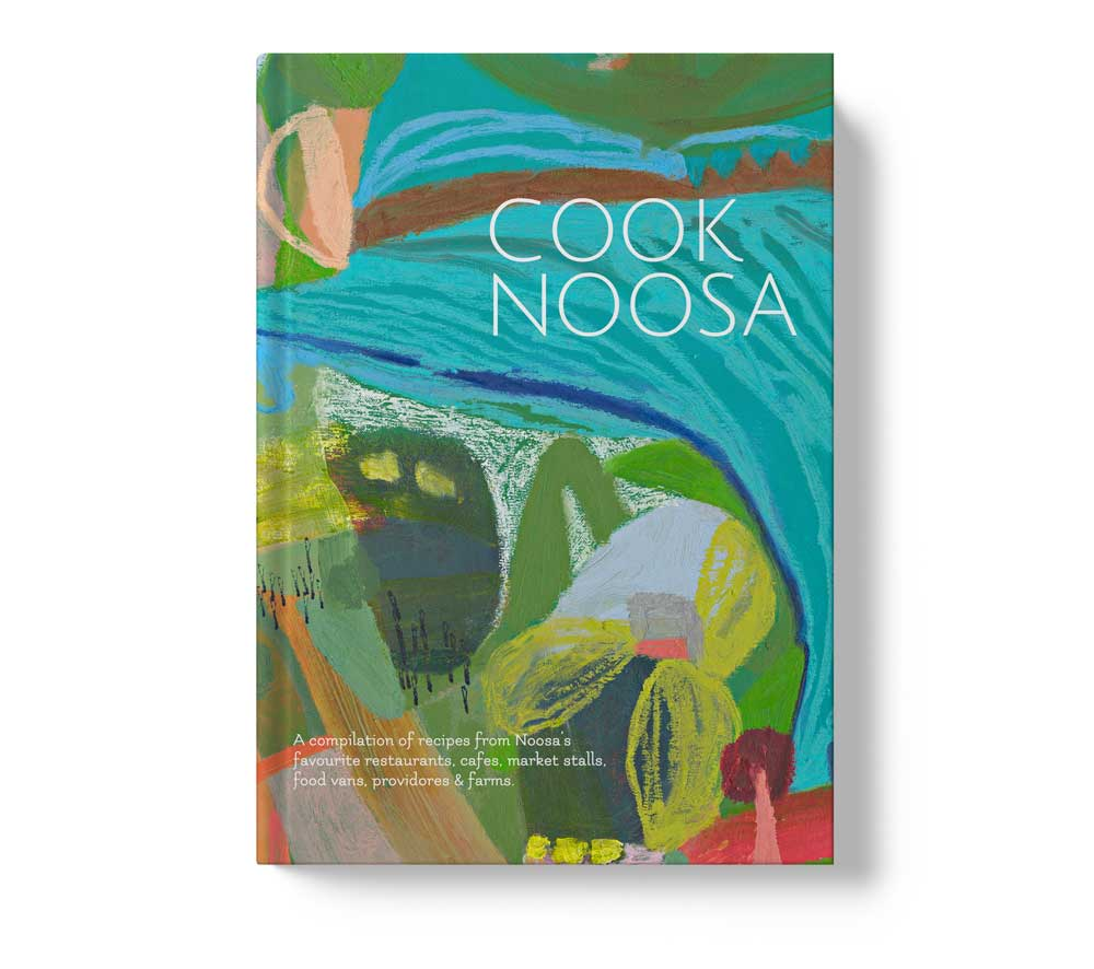 cook noosa book design